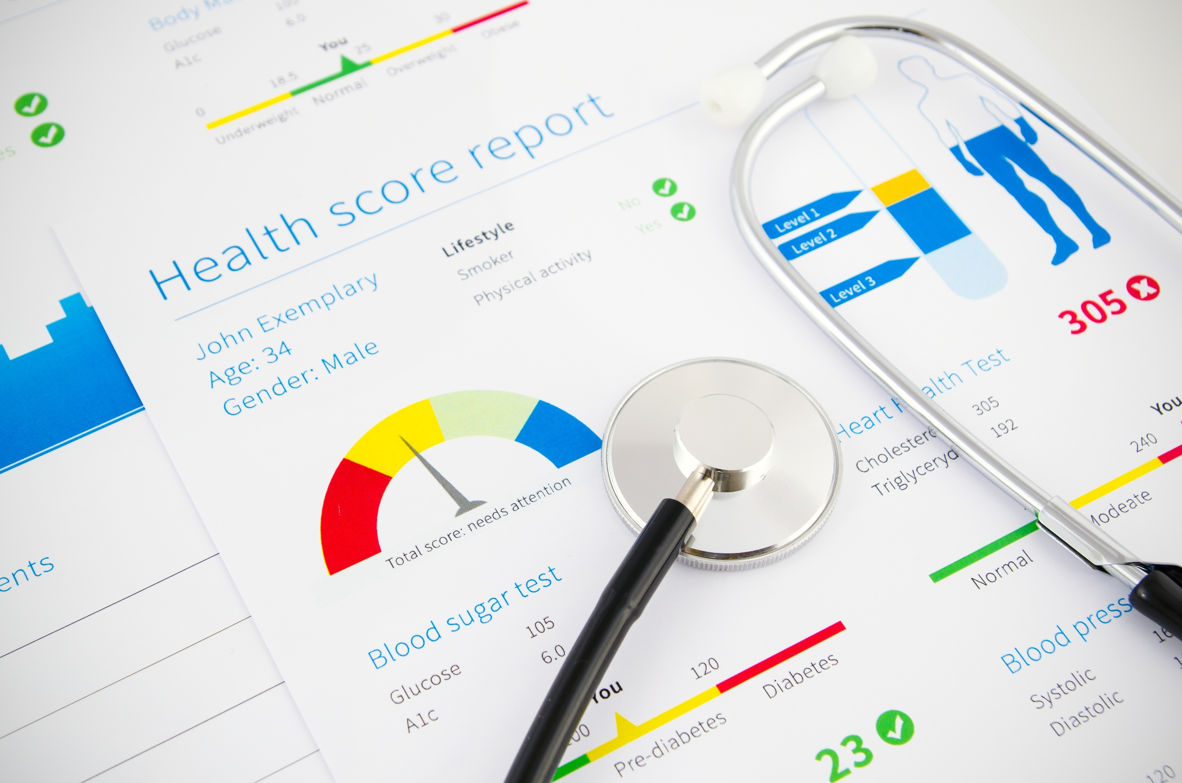 ヘルススコアとは?その重要性とメリット、主な指標をわかりやすく解説